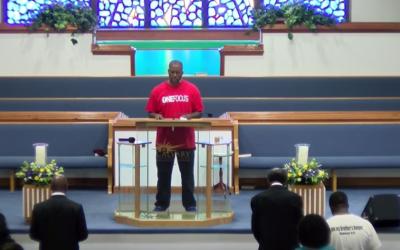 Sabbath Service – July 8th 2017