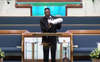 Sabbath Service – July 15th 2017