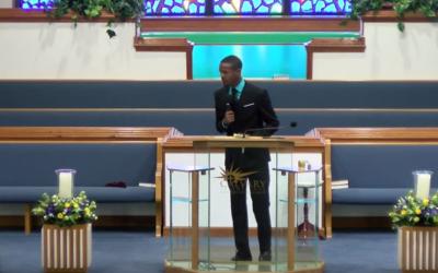 Sabbath Service – July 22nd 2017