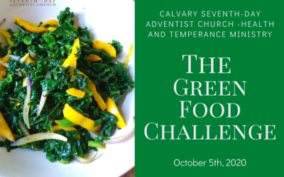 The Green Food Challenge
