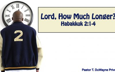 Sabbath Service – October 31, 2020
