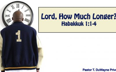 Sabbath Service – October 24, 2020