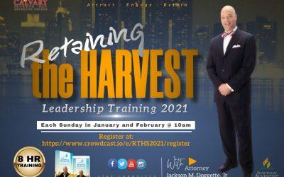 Retaining the Harvest