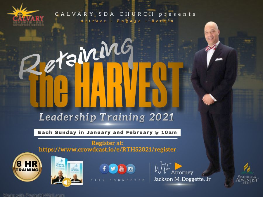 Retaining the Harvest
