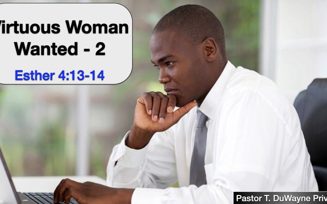 Sabbath Service – May 15, 2021