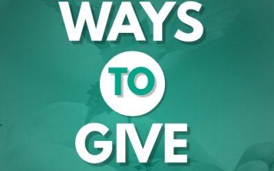 Calvary SDA Church Ways To Give