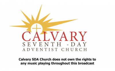 Sabbath Service – September 25, 2021