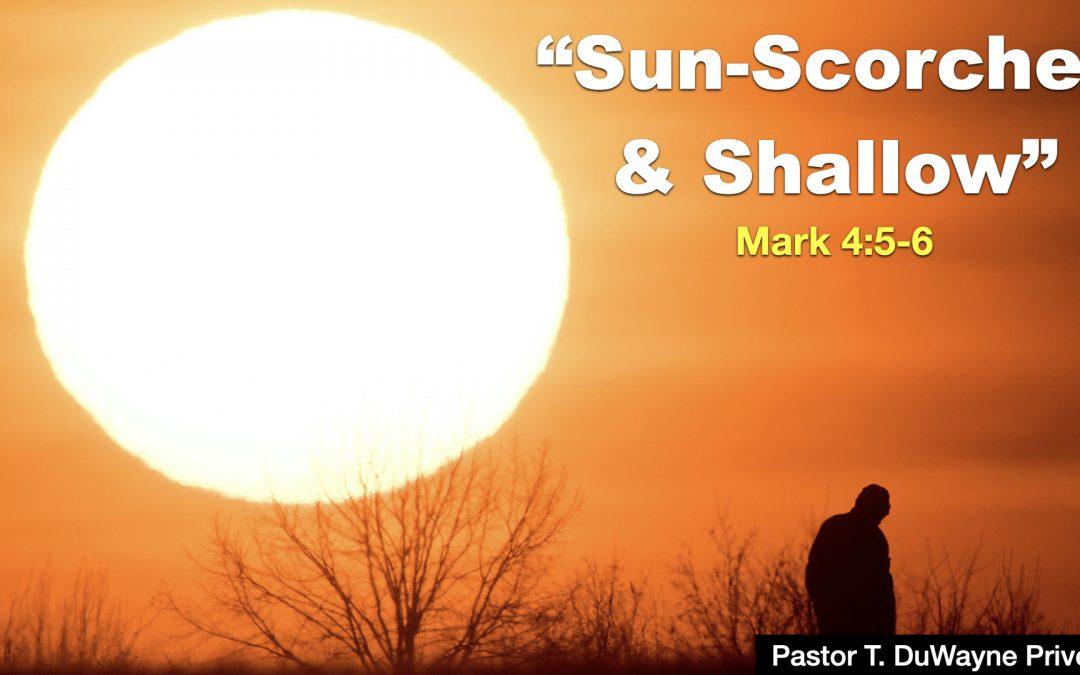 Sabbath Service – July 25, 2020