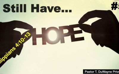 Sabbath Service – October 10, 2020