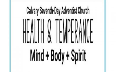 Health and Temperance