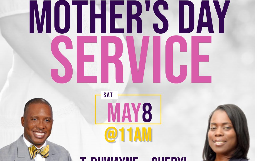 Sabbath Service – May 8, 2021